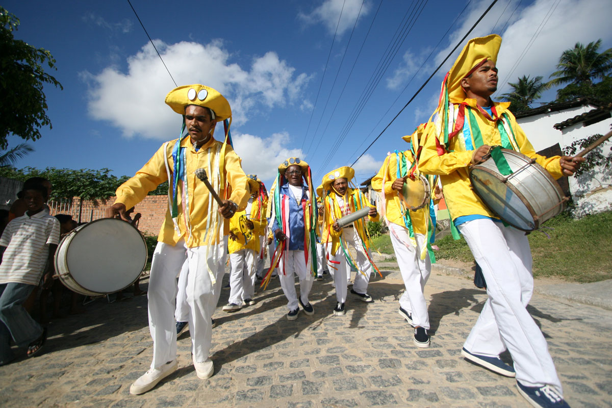 Dança Típica de Sergipe
